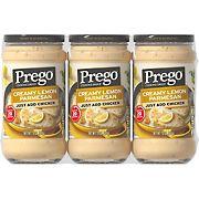 Prego Creamy Lemon Parmesan Cheese Sauce, 3 pk.