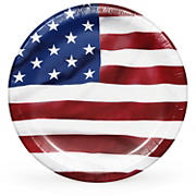 """Artstyle Patriotic 'We The People' 10"""" Paper Plates, 40 ct."""