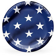 """Artstyle Patriotic 'We The People' 7"""" Paper Plates, 75 ct."""
