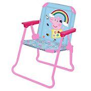 Licensed Children's Patio Chair - Peppa Pig