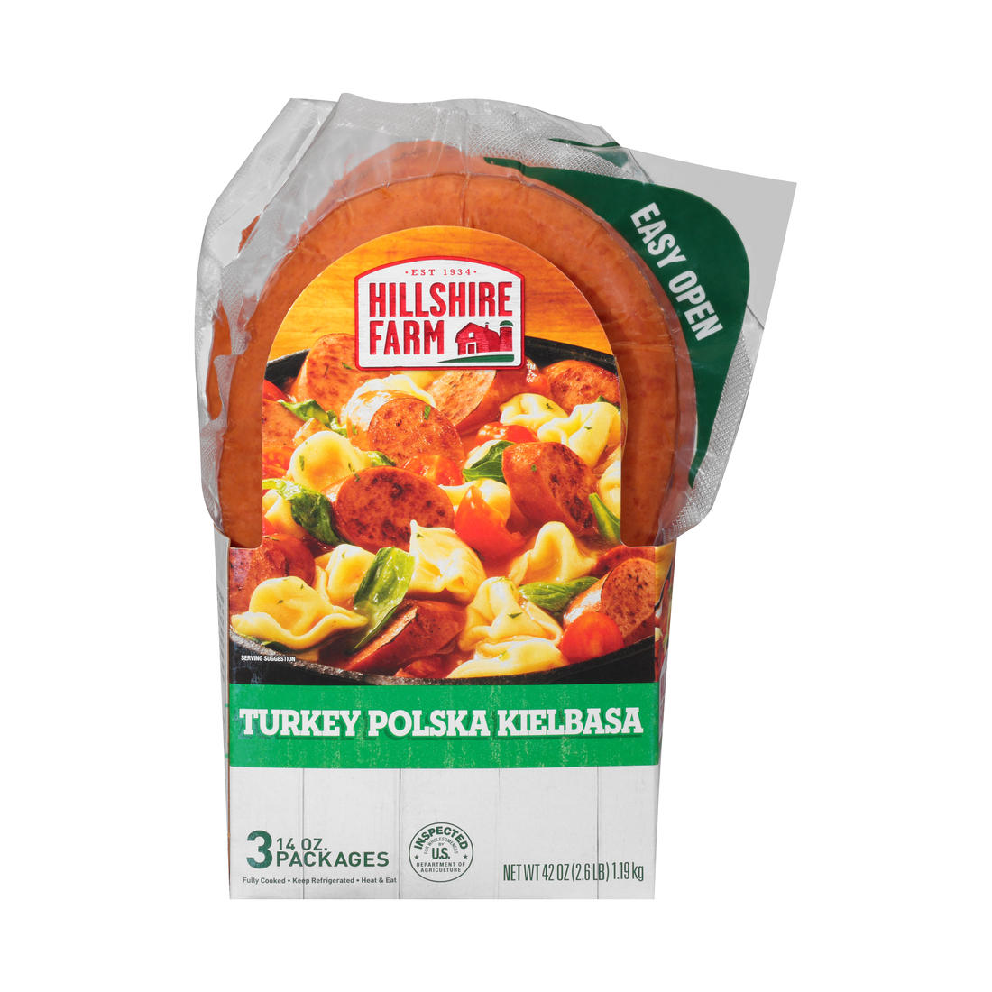 Hillshire Farm Turkey Kielbasa, 42 oz