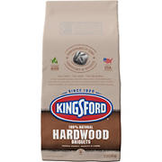 Kingsford Charcoal Briquettes with 100% Natural Hardwood, 12 lbs.