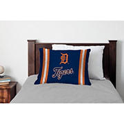 MLB Detroit Tigers Plush Bed Pillow