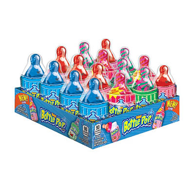 TOPPS Baby Bottle Pop Sport Pack, 16 ct.