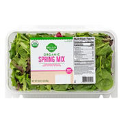 Wellsley Farms Organic Spring Mix, 16 oz.
