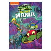 Rise of the Teenage Mutant Ninja Turtles:  Mutant Mania (DVD)