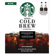 Starbucks Cold Brew Concentrate, 2 pk.