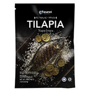 Panamei All Natural Whole Tilapia, 3 lbs.