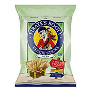 Pirates Booty Veggie Sticks Sea Salt, 15 oz.