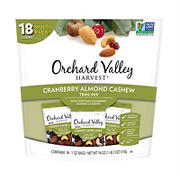 Orchard Valley Harvest Trail Mix Variety Pack, 18 ct.