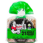 Dave's Killer Bread 21 Whole Grain Bread, 2 ct./27 oz.