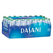DASANI Purified Water Bottles, 32 pk./16.9 fl. oz.