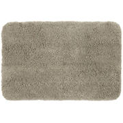 "Berkley Jensen 24"" x 36"" Plush Bath Mat - Gray"