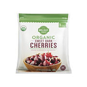 Wellsley Farms Organic Dark Sweet Cherries, 3 lbs.
