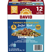 David Seeds Energy-Packed Mix Variety Pack, 12 ct.