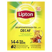Lipton Decaffeinated Tea Bags, 144 pk.