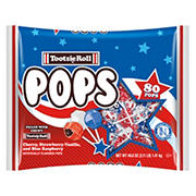Tootsie Roll Pops Flag Pack, 80 ct.