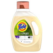 Tide Purclean Honey Lavender Plant Based Liquid Laundry Detergent, 125 fl. Oz.