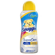 Snuggle Lilies and Linen SuperCare In-Wash Scent Booster, 37.6 oz.