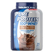 Pure Protein 100% Whey Rich Chocolate, 2 ct.