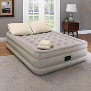 Guest Essentials 8-Pc. Queen Size Air Mattress Set