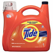Tide Ultra Concentrated Liquid Laundry Detergent, 208 fl. oz.