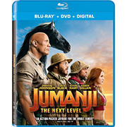 Jumanji: The Next Level (BD/DVD)