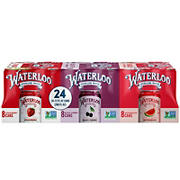 Waterloo Sparkling Water Variety Pack, 24 pk./12 oz.