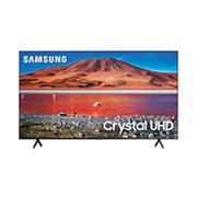 "Samsung 65"" TU700D Crystal UHD 4K Smart TV - UN65TU700DFXZA and 3-Year Warranty"