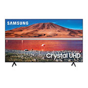"Samsung 75"" TU700D Crystal UHD 4K UHD Smart TV - UN75TU700DFXZA and 3-Year Warranty"