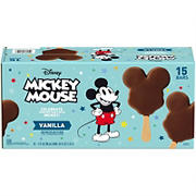Mickey Mouse Vanilla Ice Cream Bar, 15 ct.