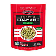 Seapoint Farms Dry Roasted Sea Salt Edamame, 27 oz.