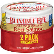 Bumble Bee Red Salmon,  2 pk.