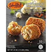 Stuffed Foods Cauliflower Bacon and Cheese Bites, 24 oz.
