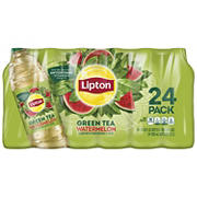 Lipton Green Tea Watermelon Iced Tea, 24 pk.