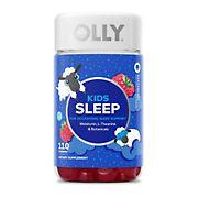 Olly Kids Sleep Gummies, 110 ct.