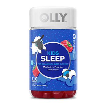 Olly Kids Sleep Gummies 110 Ct Bjs Wholesale Club