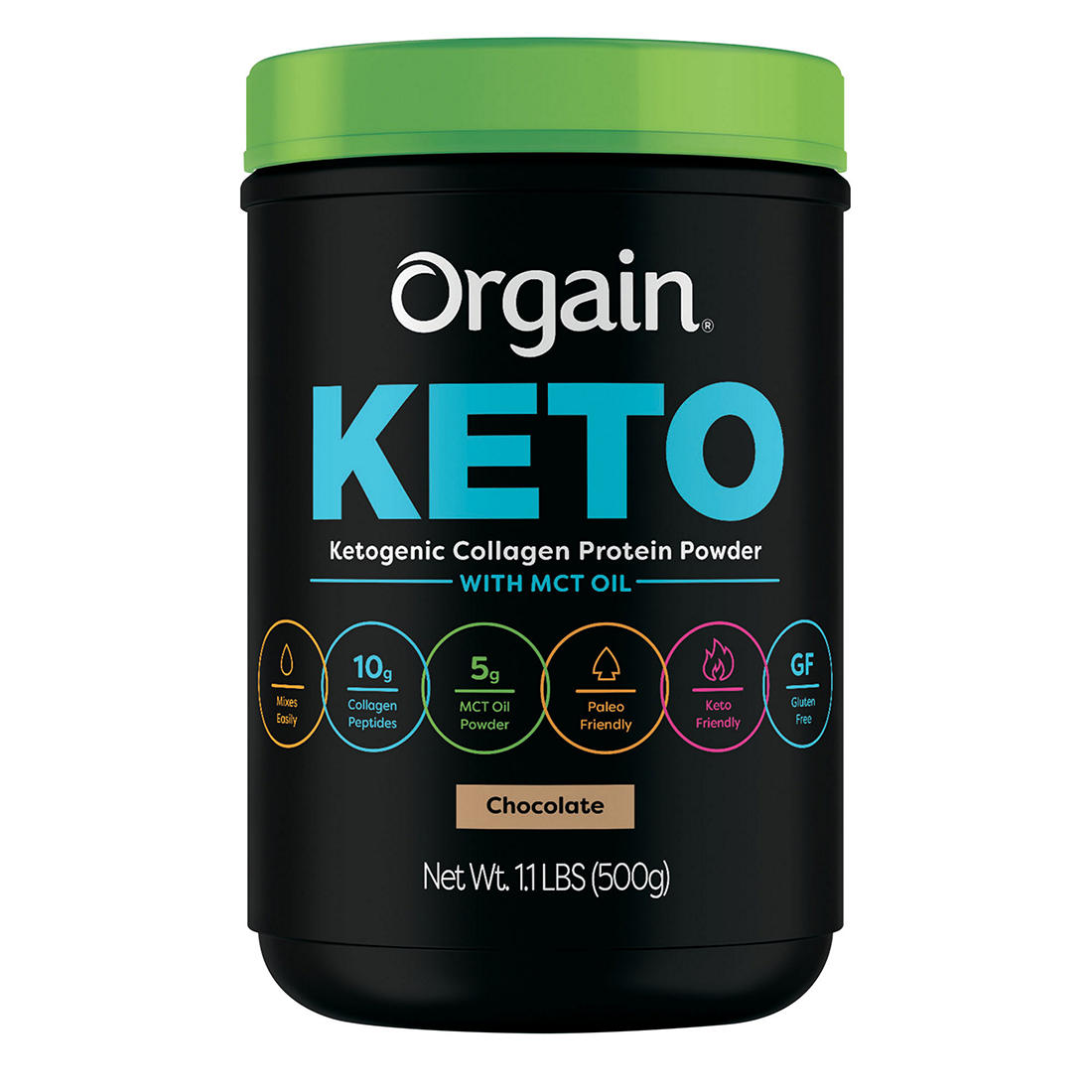 keto diet approved protein powder