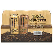 Java Monster Variety Pack, 12 ct.