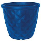 "Suncast 16"" Pinehurst Planters, 2 pk. - Blue"