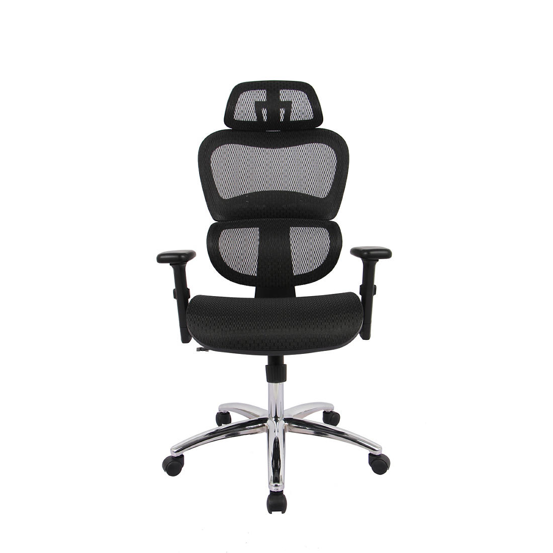 Deluxe Mesh Back Office Chair Black