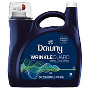 Downy WrinkleGuard Liquid Fabric Softener and Conditioner, 115 oz.