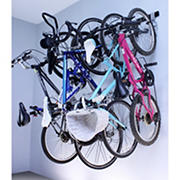 SafeRacks Bike Storage Wall Rail
