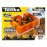Tonka Metal Movers Jobsite Playset