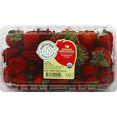 Organic Strawberries, 2 lbs.