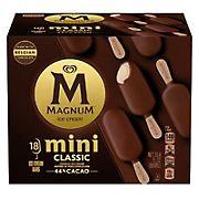 Magnum Mini Classics Ice Cream, 18 ct.