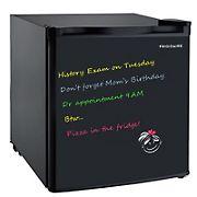 Frigidaire 1.6 Cu. Ft. Eraser Board Refrigerator - Black