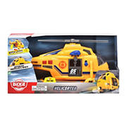 Dickie Toys Light + Sound Action Series Vehicle - Air Rescue