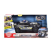 Dickie Toys Light + Sound Action Series Vehicle - Street Force