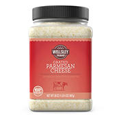 Wellsley Farms Grated Parmesan, 20 oz.